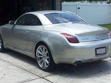 2002 Lexus SC430 [aka Sexy Lexi]
