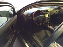 Fresh interior.