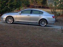 20x9 and 20x10.5 Vossens