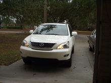 My Lexus 2009 RX350