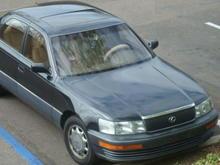 1993 Ls 400