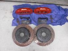 Rotora GS300 rear brakes