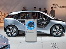 BMW i3 Concept side 1