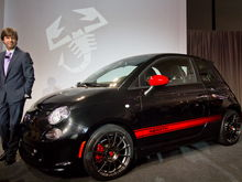 2012 Fiat 500 Abarth 4