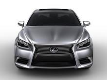2013 Lexus LS 460 001
