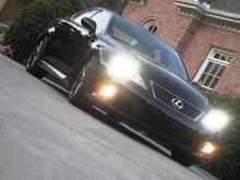 Lexus IS F Pic 1
