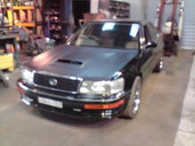 My Ls400