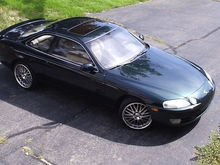 1995 SC300