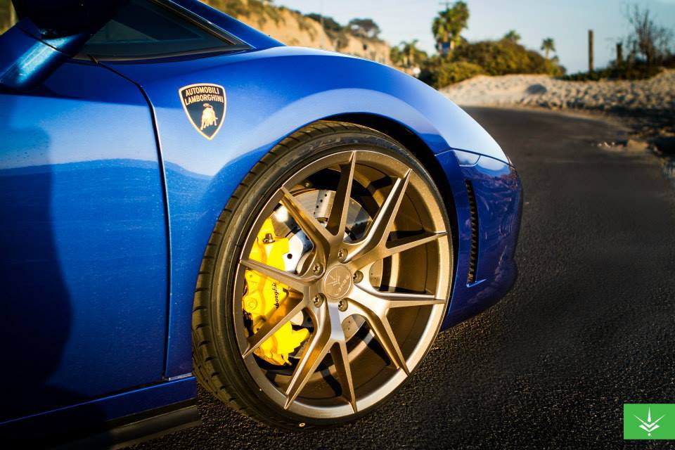 Painting Lug Nuts >> Help on Wheel Color - Bronze or Graphite? - Club Lexus Forums