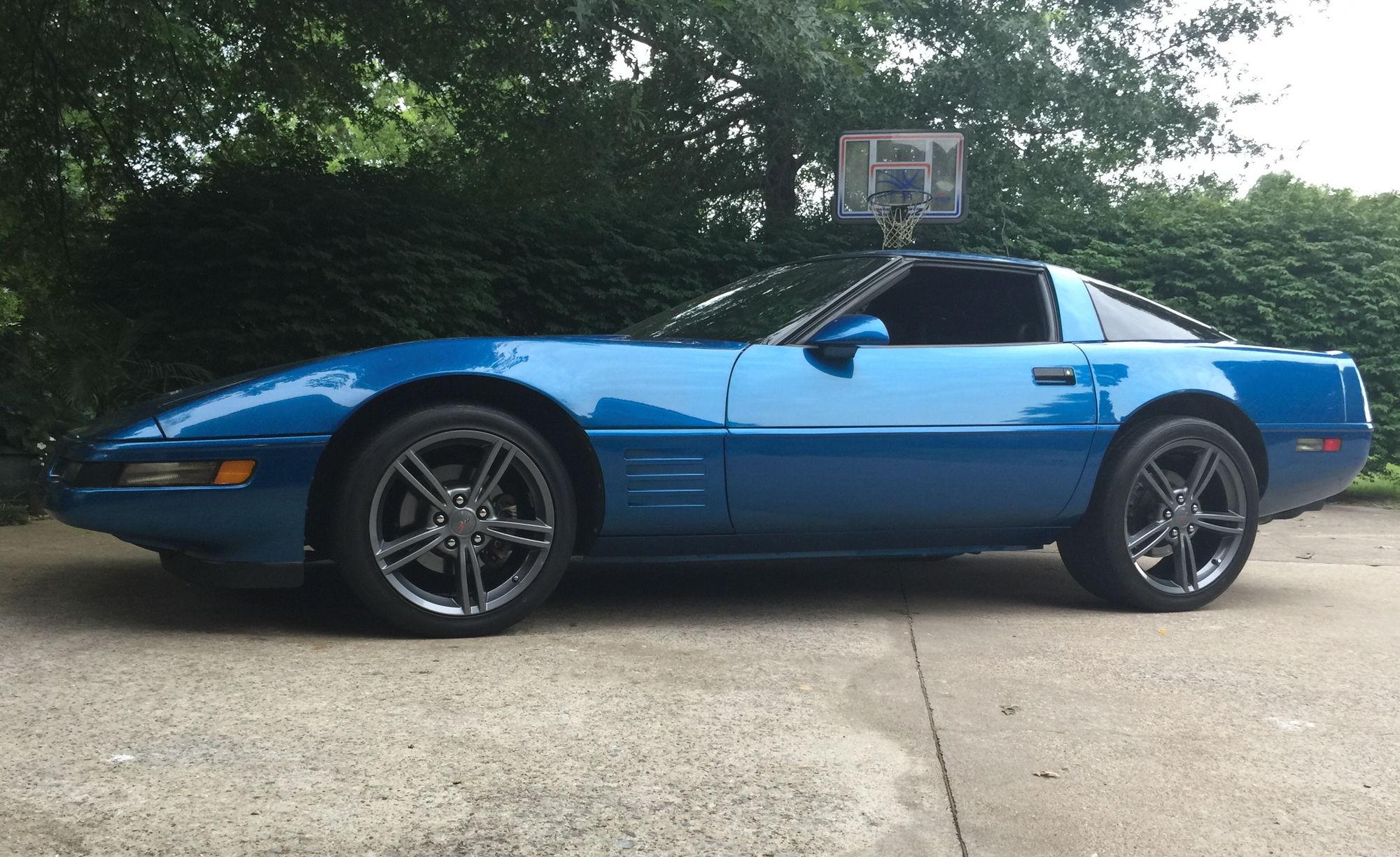C5 Wheels On C4 18 19 Quot Staggered Corvetteforum
