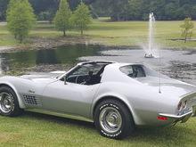 1970 CORVETTE LT-1 ( all #'s Matching)
