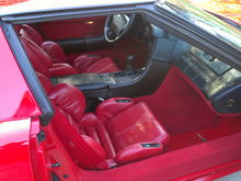 Corvette's