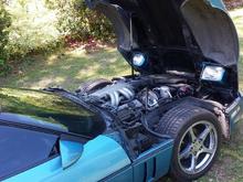 87 Corvette L98