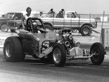 NHRA Competition Eliminator BB/Altered - 1980