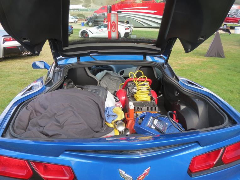 Chevrolet Dealers In Nc >> How much luggage space in a C7 Coupe - CorvetteForum ...