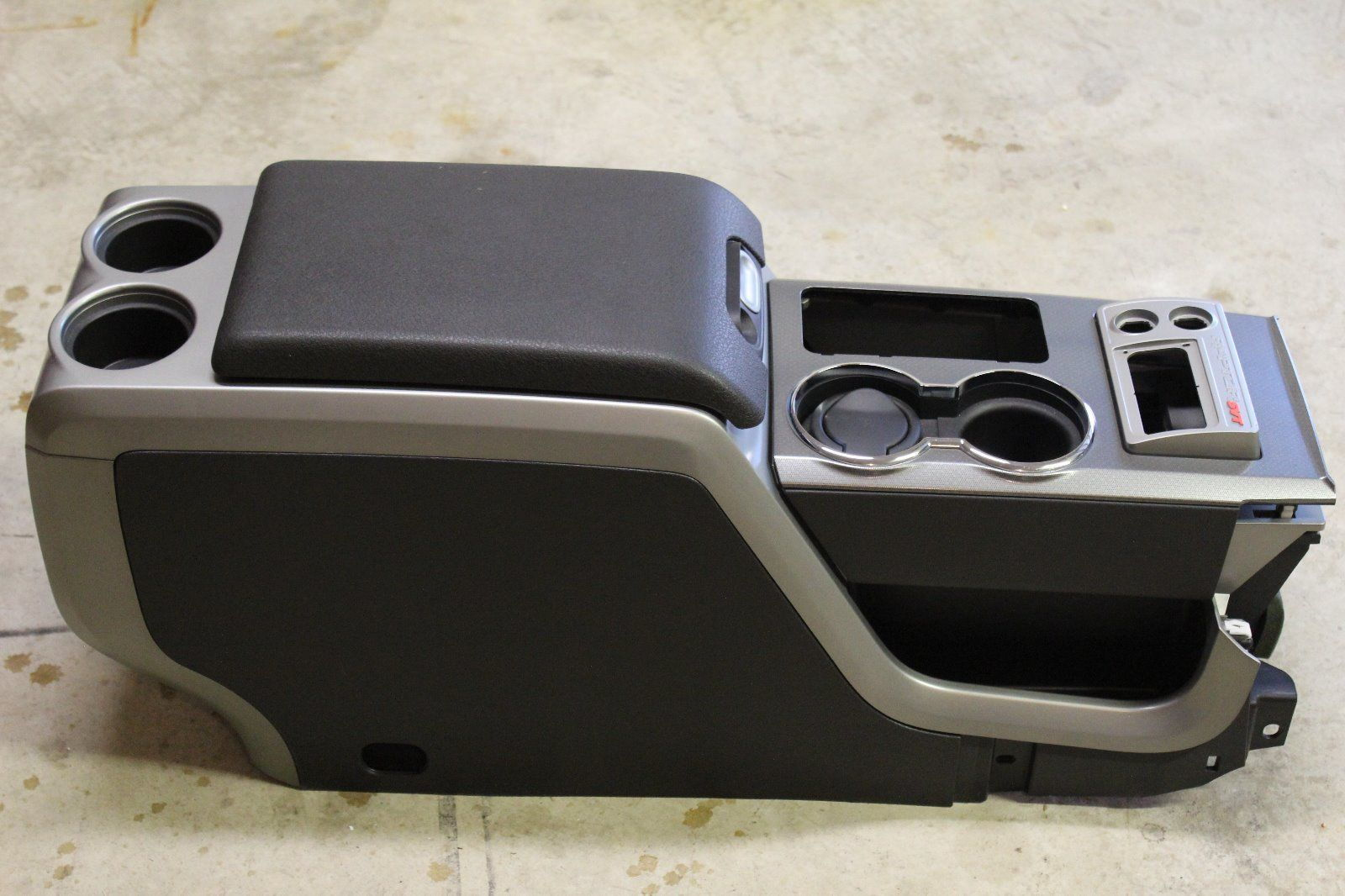 2012 Raptor Console In A 2005 Xlt Ford F150 Forum