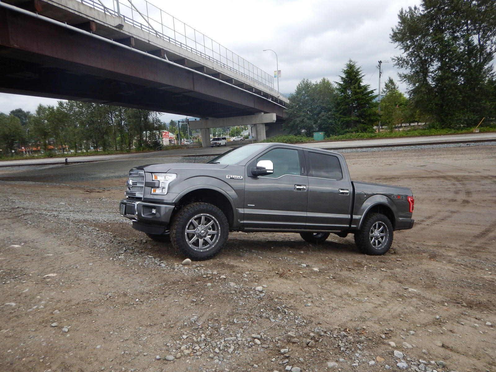 Goodyear Wrangler Duratrac - Page 2 - Ford F150 Forum ...