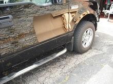 Truck Passenger Side