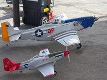 P-51's