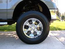 My new Wheel/Tires