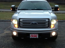 2013 F150 Platinum 6.2L