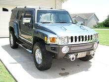 2007 H3 Left