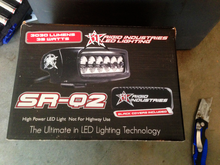 SR-Q2 Diffused back up lights