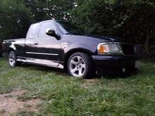 1999 Roush f150