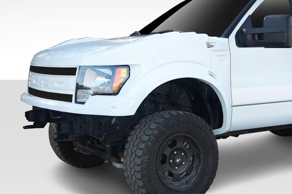 New Duraflex Part - 04-14 Ford F150 Off Road Raptor Truck
