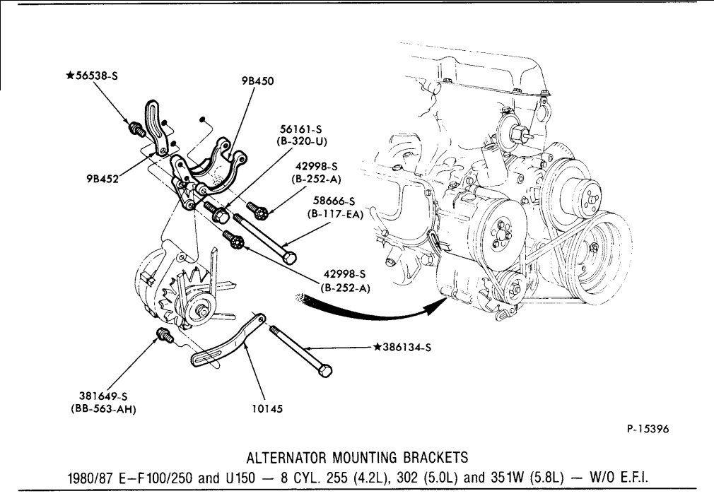 Diagrams Wiring   78 F150 Alternator Wiring