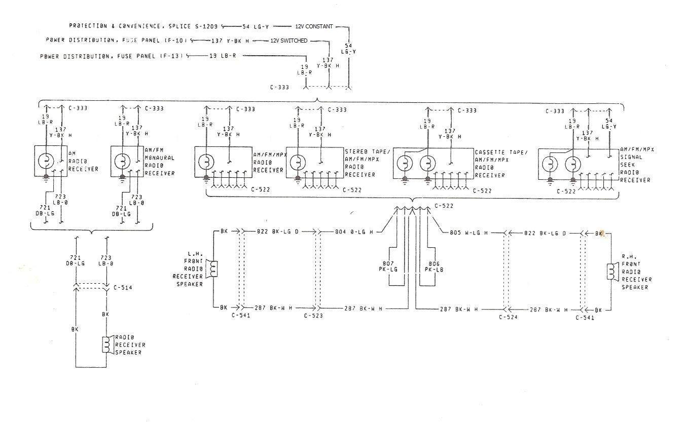 1986 f250 radio wiring diagram    wiring    on my 86 ford f150 ford truck enthusiasts forums     wiring    on my 86 ford f150 ford truck enthusiasts forums