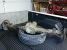 Rear Axle Project