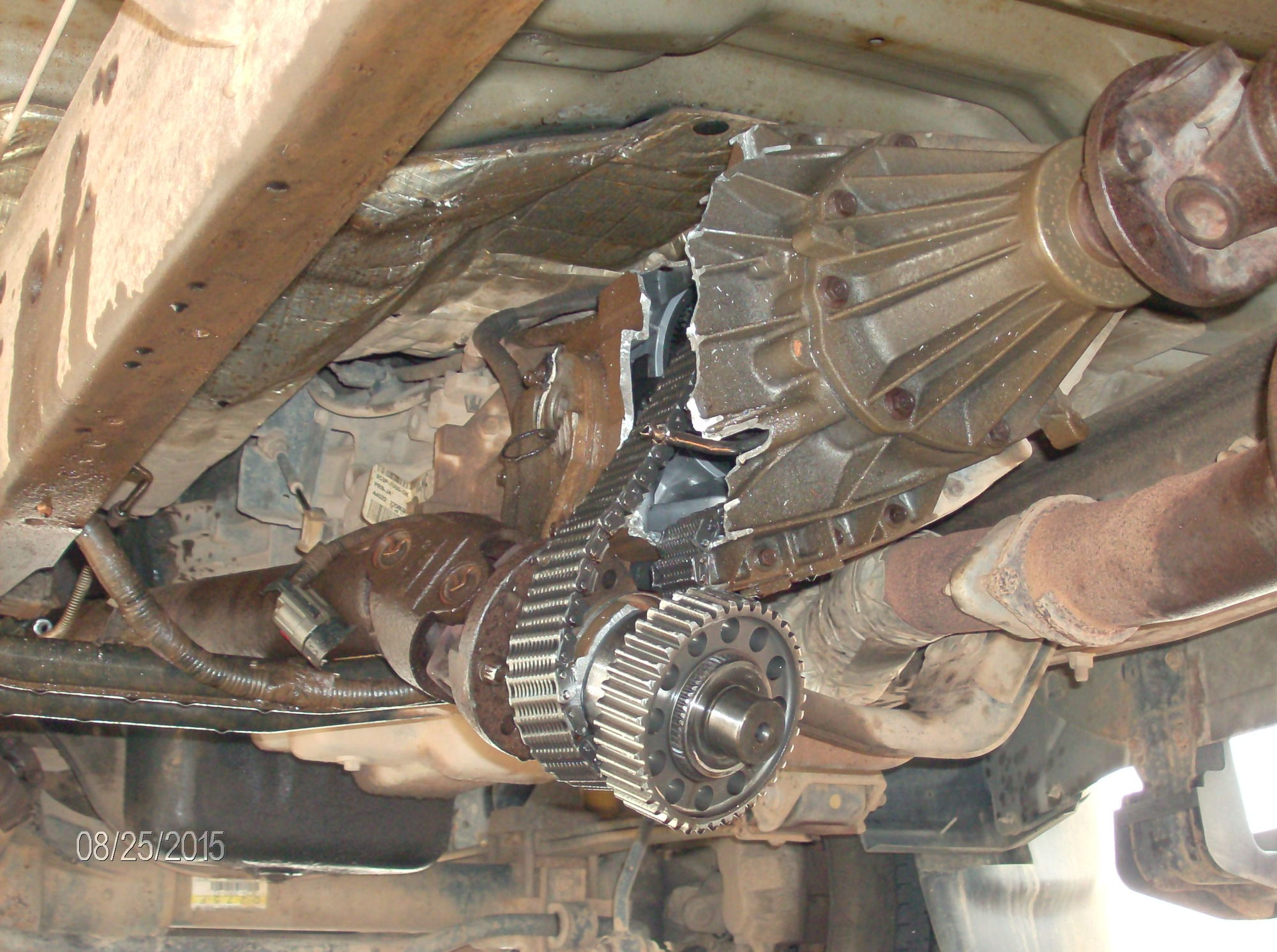 2004 f350 transfer case blowout ford truck enthusiasts forums
