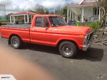 My 1977 Ford F100 Project