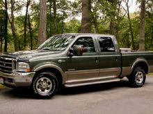 '04 350 6.0 l King Ranch HD Turbodiesel