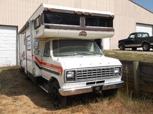 1979 Roll-A-Long Ford Motorhome
