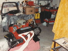 292 for my 64 Ford p/u, about 1990. Moved to Kent Washington in 1996 and had to sell it:(