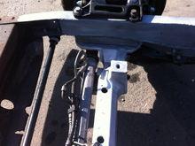 crown vic front suspension