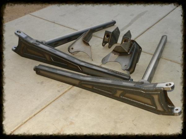 Custom Twin I-beams? - Page 2 - Ford Truck Enthusiasts Forums