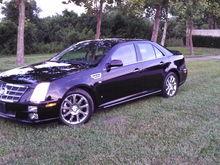 2008 Cadillac STS Platinum