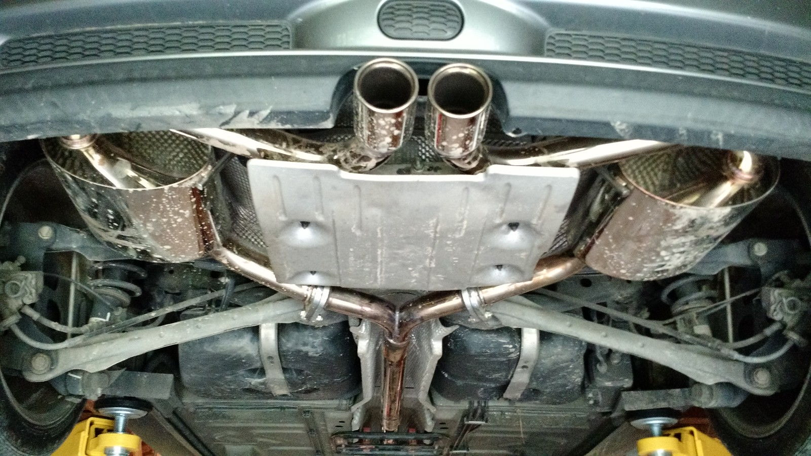 Nice 230 ebay exhaust install with video page 4 for Nice pipes net worth