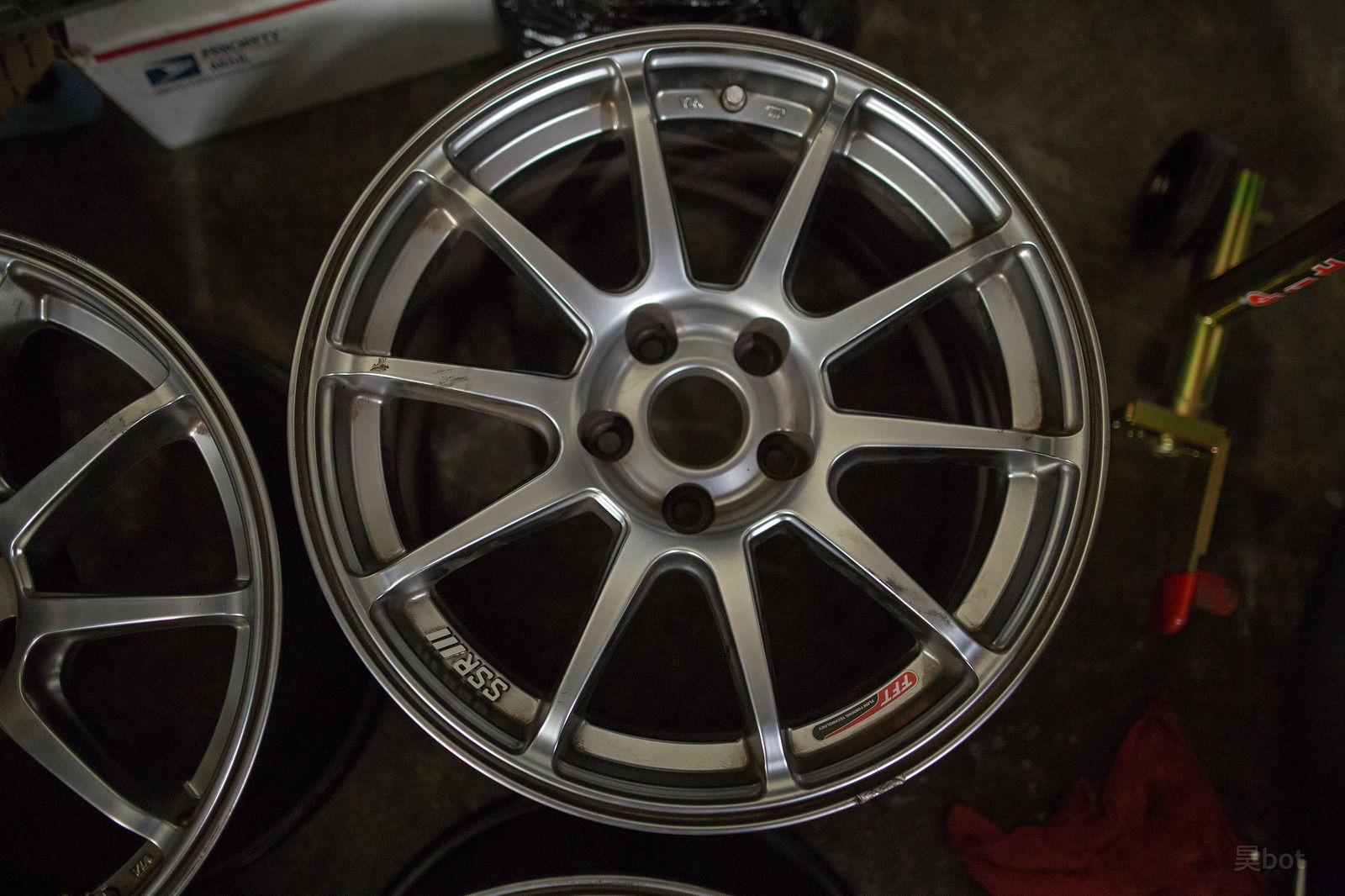 FS: SSR GTV02 silver 17x9 45mm offset 80-31343063570_e60c32ff0b_h_70353dd7728dfe8d62e69d7eee6cc2da2fb46f54