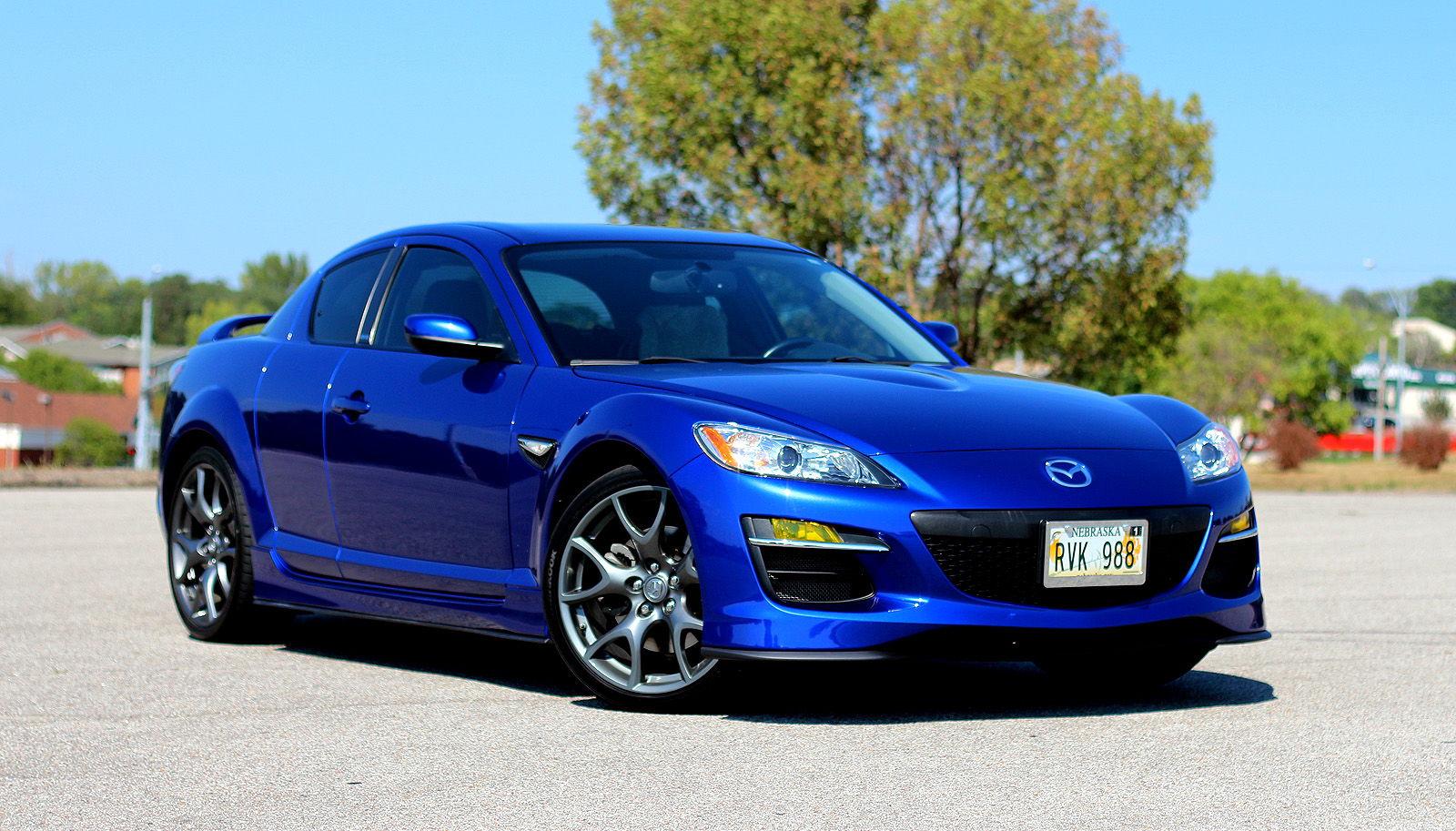 Fs 2009 Mazda Rx 8 R3 Mint Rare Low Miles Rx8club Com