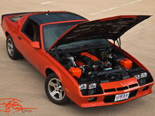 1983 Project Camaro