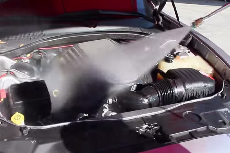 Lexus How To Clean Your Engine Bay Clublexus