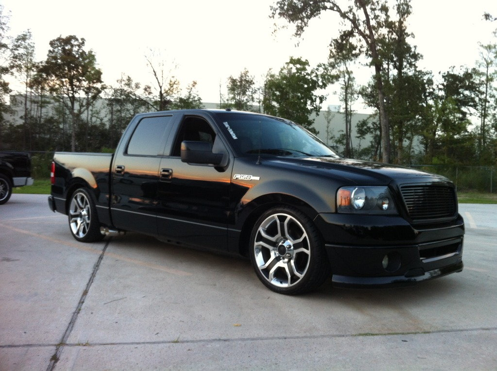ford f150 lowering kits ford trucks. Black Bedroom Furniture Sets. Home Design Ideas
