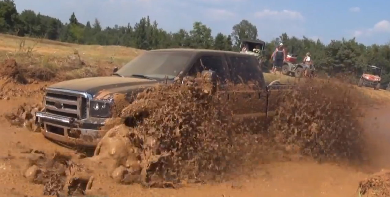 Ford f150 f250 off road trail guides ford trucks mud sciox Images