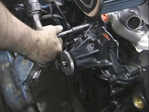 Ford F250 How To Replace Water Pump Ford Trucks