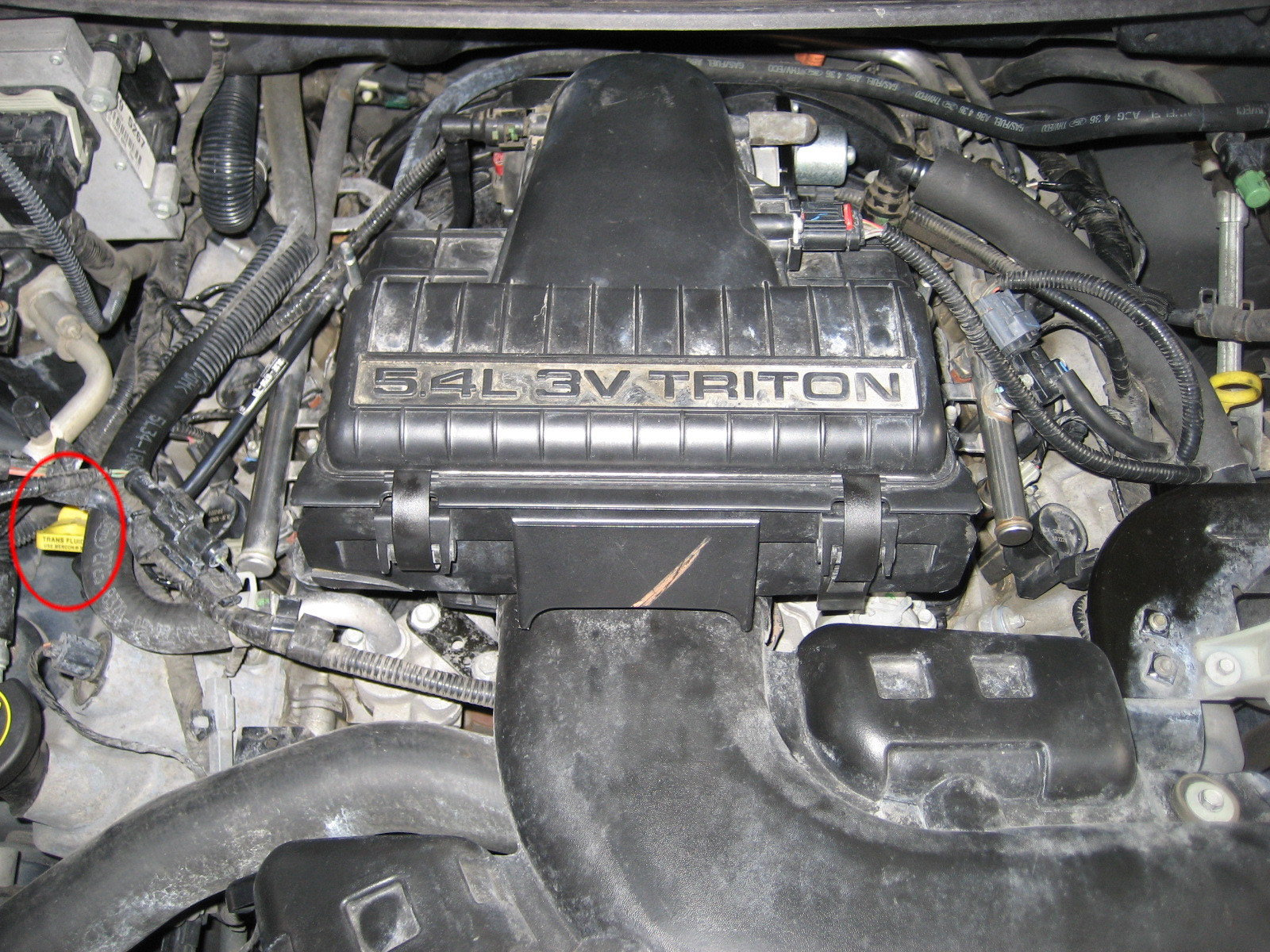 Ford F150 Transmission >> Ford F150 F250 Check Transmission Fluid How To Trucks Home