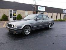 1993 bmw e34 m5 euro (japan)